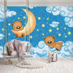 Good night children wall poster - 12798