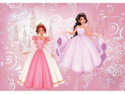 Tales of princesses, girl's bedroom wallpaper - 12529