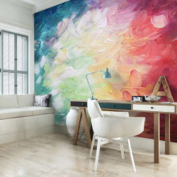 Bright colours Wall Mural - 12921