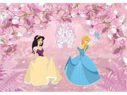 Girls Fairy Tale Mural - 12531