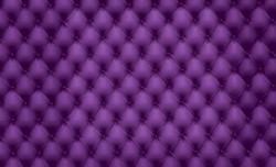 purple upholstery-like wall design - 1725