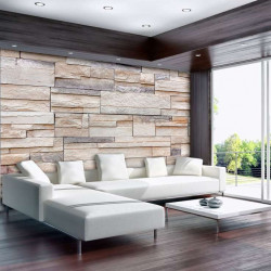 Stone cladding wall mural - 11974