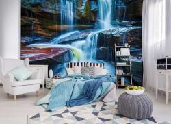 Waterfall image wall decoration - 12631