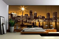 City at night wallpaper - 285