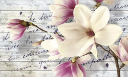 Floral themed wallpaper - 2878
