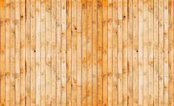 Wooden wall imitation wall mural - 1012