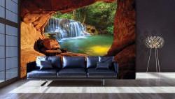 Small waterfall wallpaper - 11978