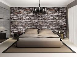 Natural stone texture wall mural - 2195
