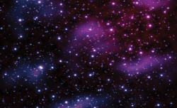 Space and stars wall mural - 177