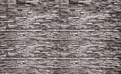 Stone slate wall imitation wallpaper - 2194