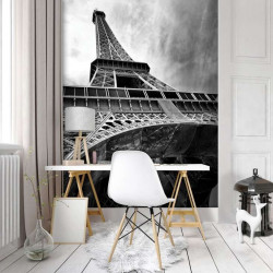 Eiffel tower in Paris bedroom wall paper - 10215A