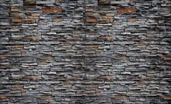 Stone wall texture imitation wall decor - 2197