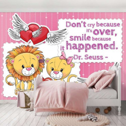 Text wall poster for children - 12535