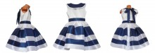 Rochie Navy Style- fete 3-10 ani
