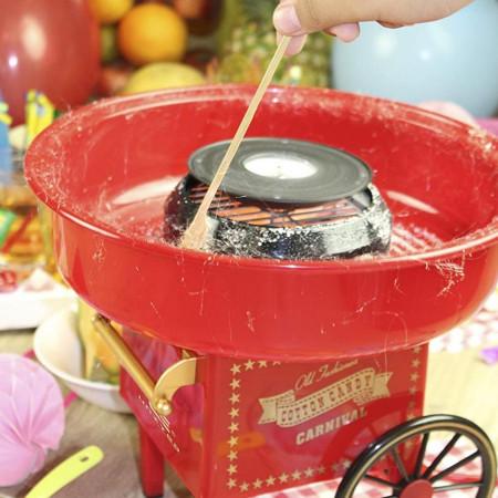 Домашна машина за захарен памук Carnival