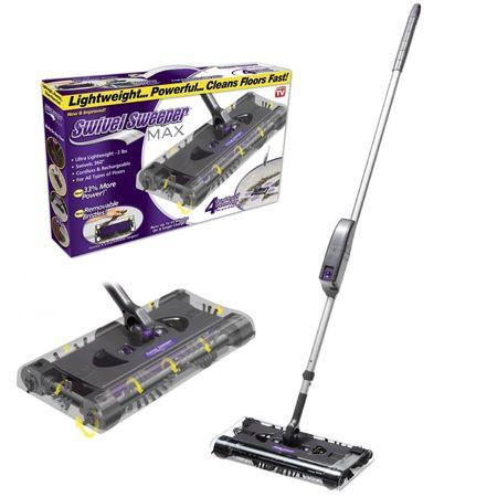 Електрическа вертикална прахосмукачка Swivel Sweeper Max
