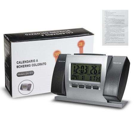 Проекционен часовник DS-503