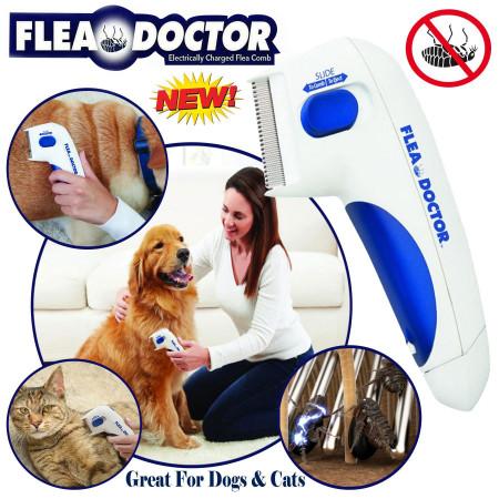 Гребен против бълхи Flea Doctor