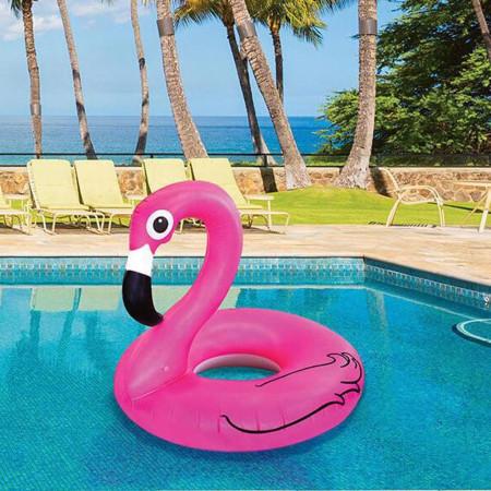 Парти надуваемо мини Фламинго
