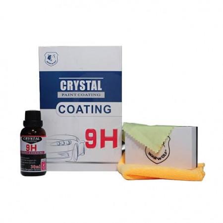 Комплект за полиране на автомобил Crystal Paint Coating 9H