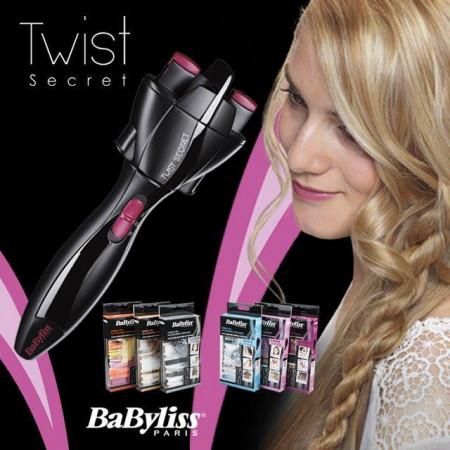 BaByliss Twist Secret Маша за плитки