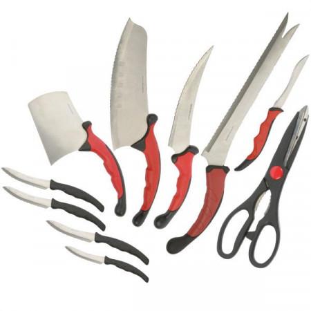 Комплект професионални кухненски ножове Pro Contour V