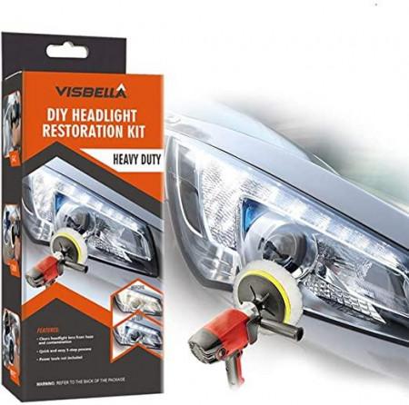 Комплект реставрация на фарове Diy Headlight Restoration Kit