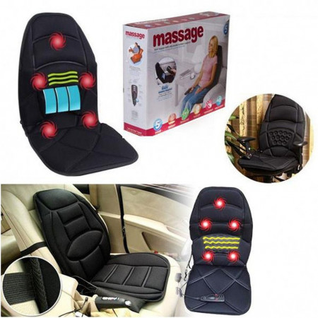 Масажираща седалка за кола , офис стол или фотьойл