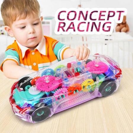 Детска образователна играчка Concept Racing
