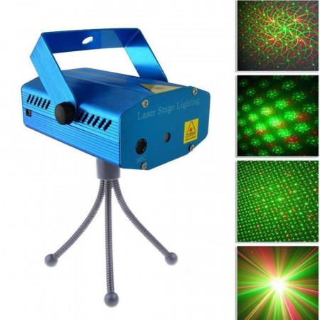 Лазер със светлинни ефекти