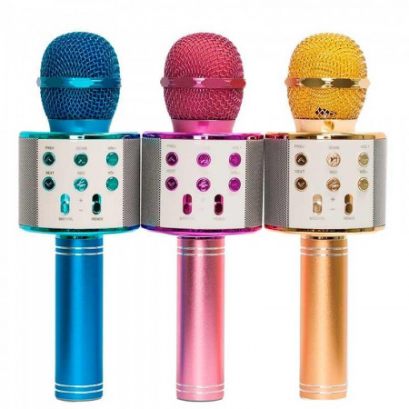 Караоке микрофон WS858