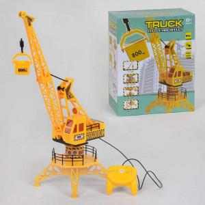 Детска играчка Кран Truck Little Architect