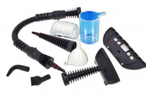 Многофункционално устройство за почистване с пара