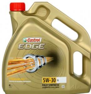 Моторно Масло CASTROL 5W30 EDGE 4л
