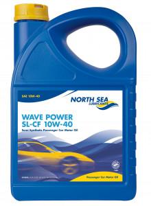 Моторно Масло North Sea 10W40 Wave Power
