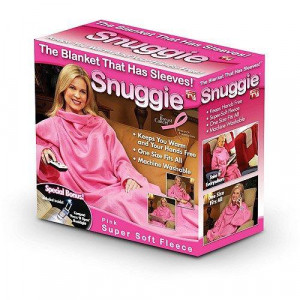 Одеало с ръкави Snuggie