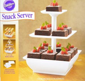 Поставка за сладкиши Snack Server