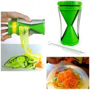 Уред за рязане на плодове и зеленчуци Spiral Slicer