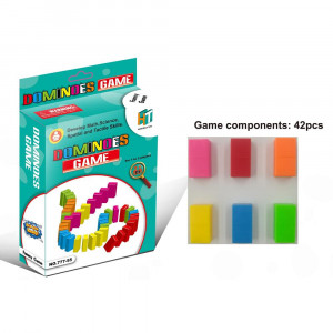 Игра Dominoes 42 части