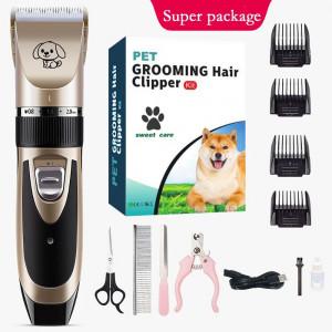 Комплект за подстригване на домашни любимци