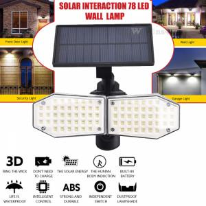 Соларна индукционна лампа SH-078