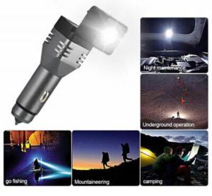 Aкумулаторен фенер 3 в 1 Work Charging Light