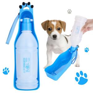 Бутилка за вода за домашни любимци