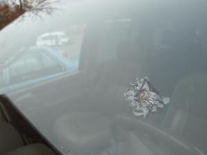 Комплект за ремонт на спукани автомбилни стъкла