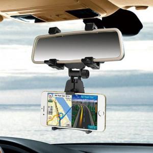 Универсална стойка за телефон за огледало за обратно виждане