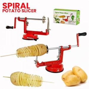 Уред за рязане на зеленчуци Spiral Potato Slicer