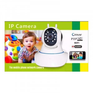IP камера с три антени-Onivif P2P HD