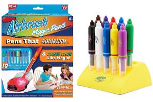 Вълшебни флумастри Airbrush Magic Pens 10 бр