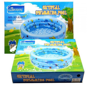 Детски басейн Crystal