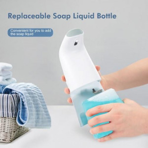 Автоматичен дозатор за сапун